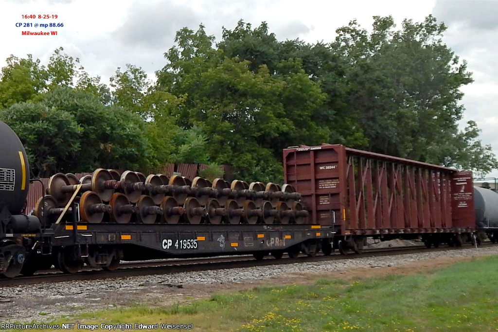 Whi needs a couple spare axles - gently used?