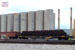 Extra axles on 471 in Muskego yard